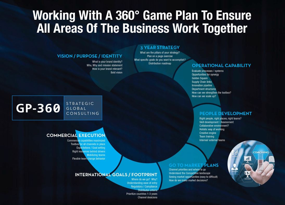 360 Game Plan to Ensure All Areas of Business